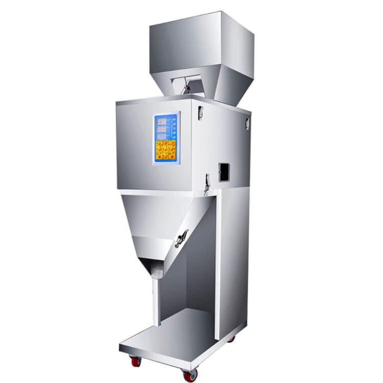 999G 1Kg Dolum Makinesi Kahve Tozu Dolum Makinesi Kahve Çekirdeği