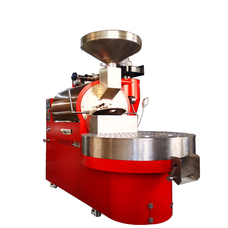 10Kg Kahve Kavurma Kahve Kavurma Makinesi Filipinler