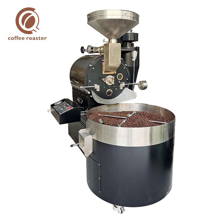 15Kg Gazlı Kahve Kavurma Kahve Kavurma Ticari