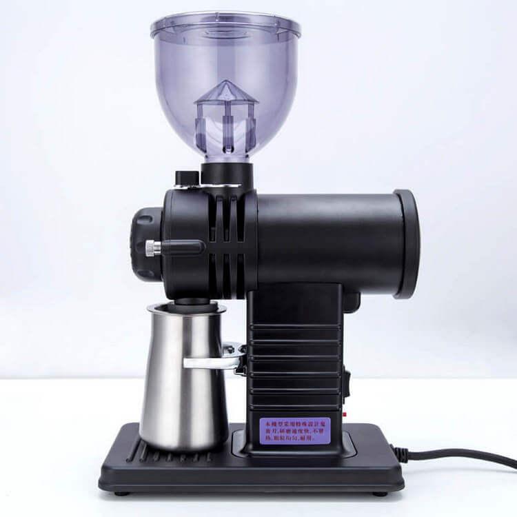 225G Kahve Öğütücü Kahve Çekirdeği Taşlama Makinesi