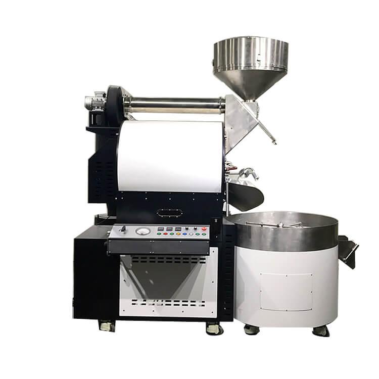 Sanayi Büyük Kahve Kavurma Makineleri İçin 30Kg Kahve Kavurma Makinesi