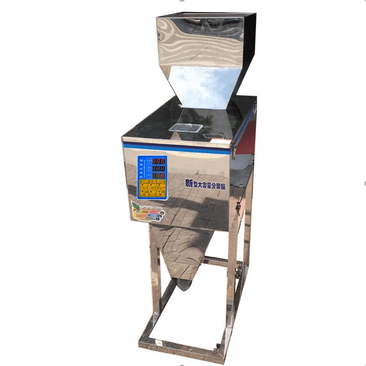 3Kg Dolum Makinesi Kahve Tartı Dolum Makinesi