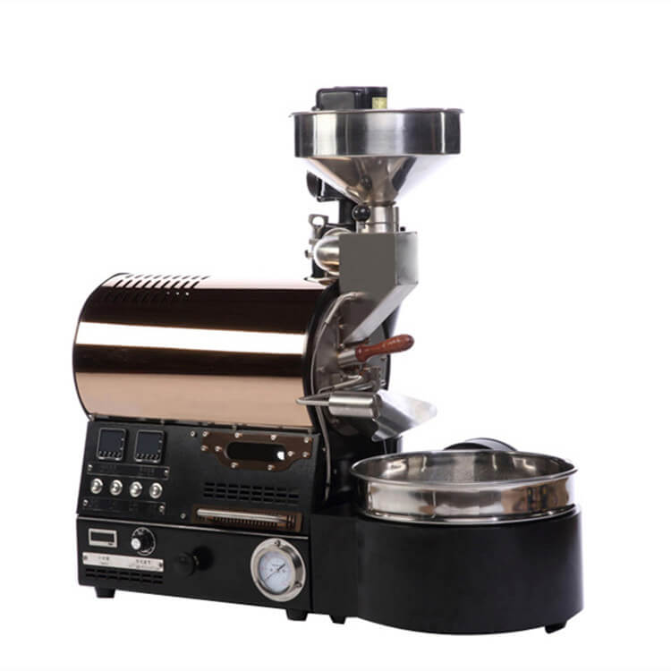 600G Gazlı Kahve Kavurma Kahve Çekirdeği Kavurma Makinesi