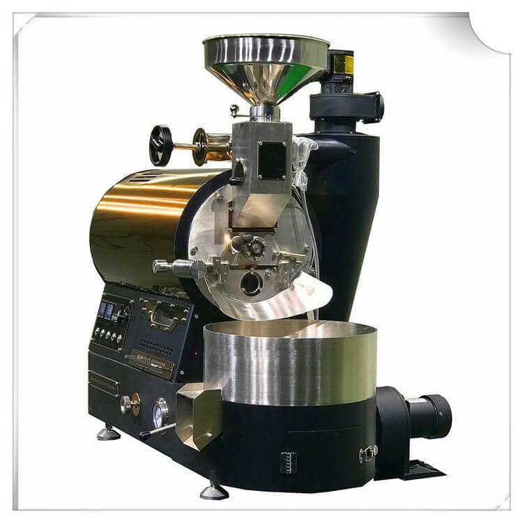 Elektrikli Kahve Kavurma Sıcak Hava Kahve Çekirdeği Kavurma Makinesi Elektrikli