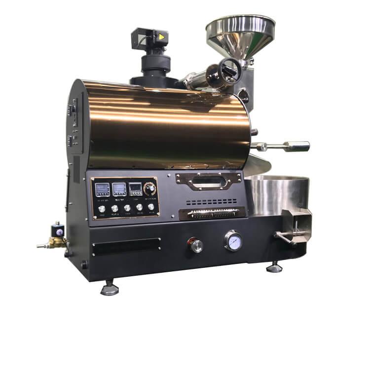 Gazlı Kahve Kavurma Makineleri 1Kg Ticari Kahve Kavurma Makinesi
