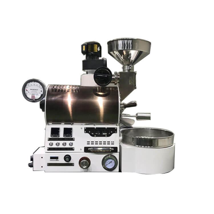 Sıcak Hava Kahve Kavurma Gazlı Kahve Kavurma Makinesi